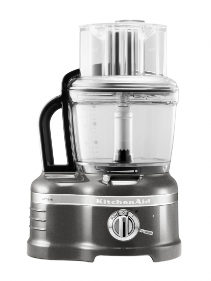 KitchenAid, Food Processor Artisan 4L Arg. Med.