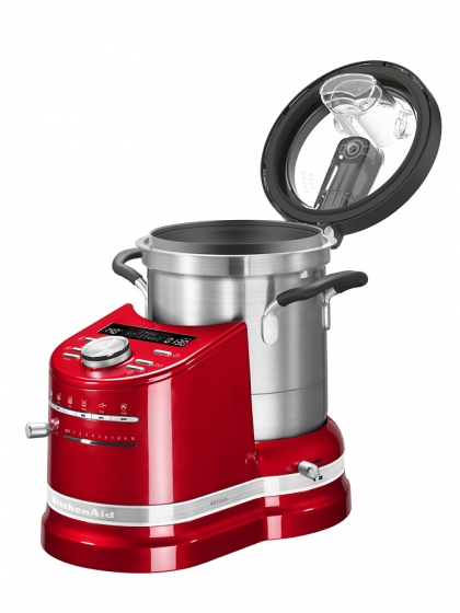 KitchenAid, Cook Processor Artisan Rosso Imp.