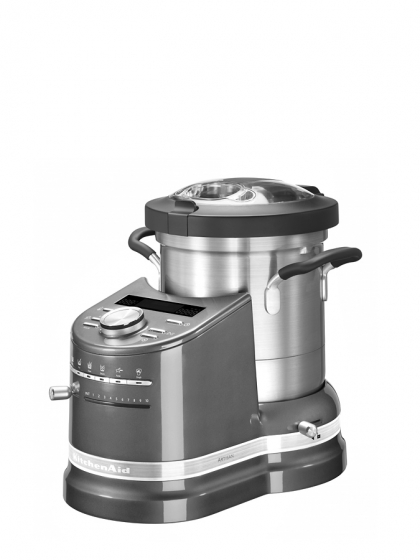 KitchenAid, Cook Processor Artisan Arg. Medaglia