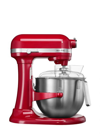 KitchenAid, Robot Artisan 6,9 L Rosso Imperiale