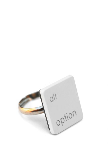 Acquista Anello ALT-OPTION metallo