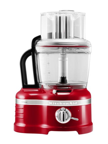KitchenAid, Food Processor Artisan 4 L Rosso Imp.
