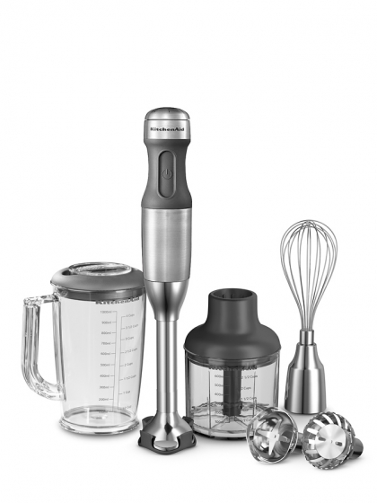 KitchenAid, Frullatore Immersione P2 Kit Inox Sat