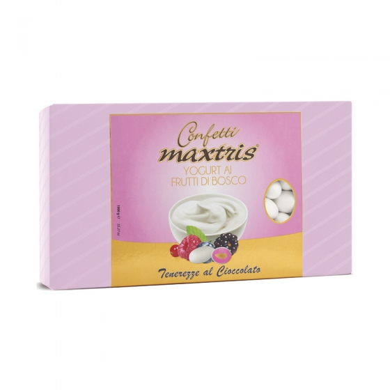 Maxtris, Confetto Yogurt Frutti di Bosco