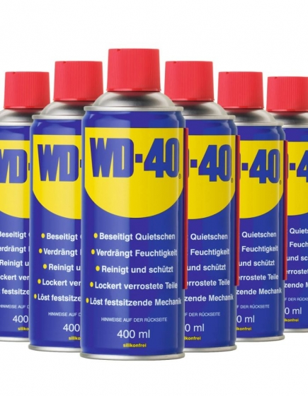 WD-40 LTD, WD-40 400ml 24pz.