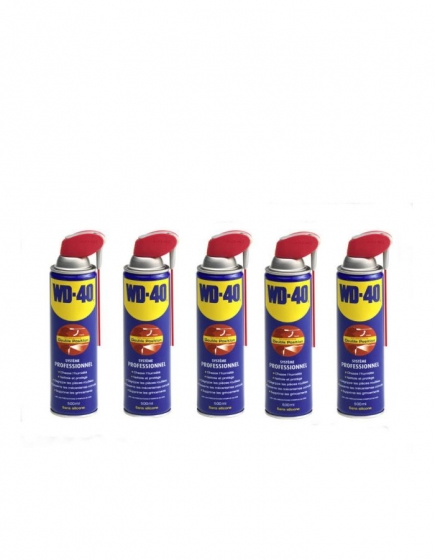 WD-40 LTD, WD-40 500 ml 24pz