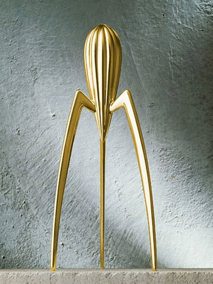 Alessi, Juicy Salif Lim. Ed. Gold