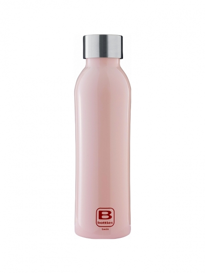 Bugatti, Borraccia termica da 500 ml rosa